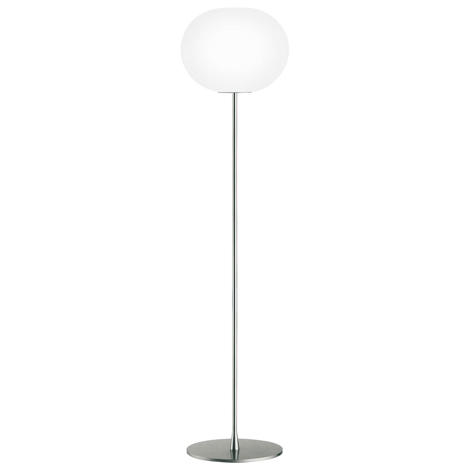 Stilren klassiker - golvlampan Glo-Ball F3