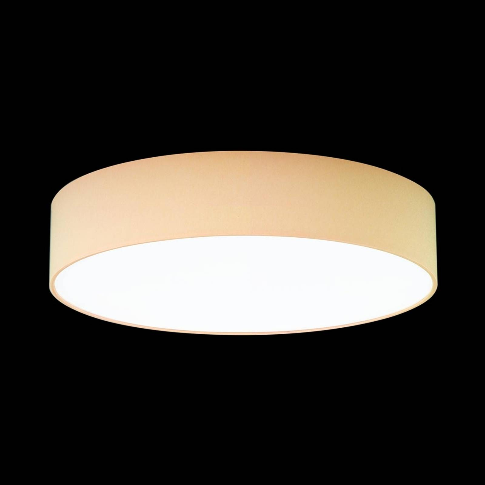 Szampańska lampa sufitowa MARA, 60 cm