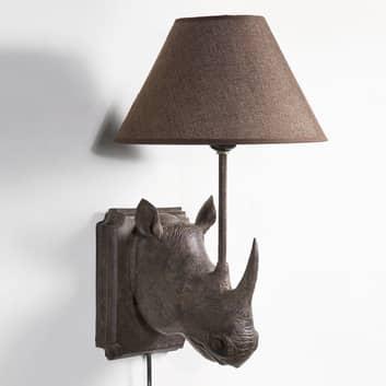 RHINO - wyjątkowa lampa ścienna