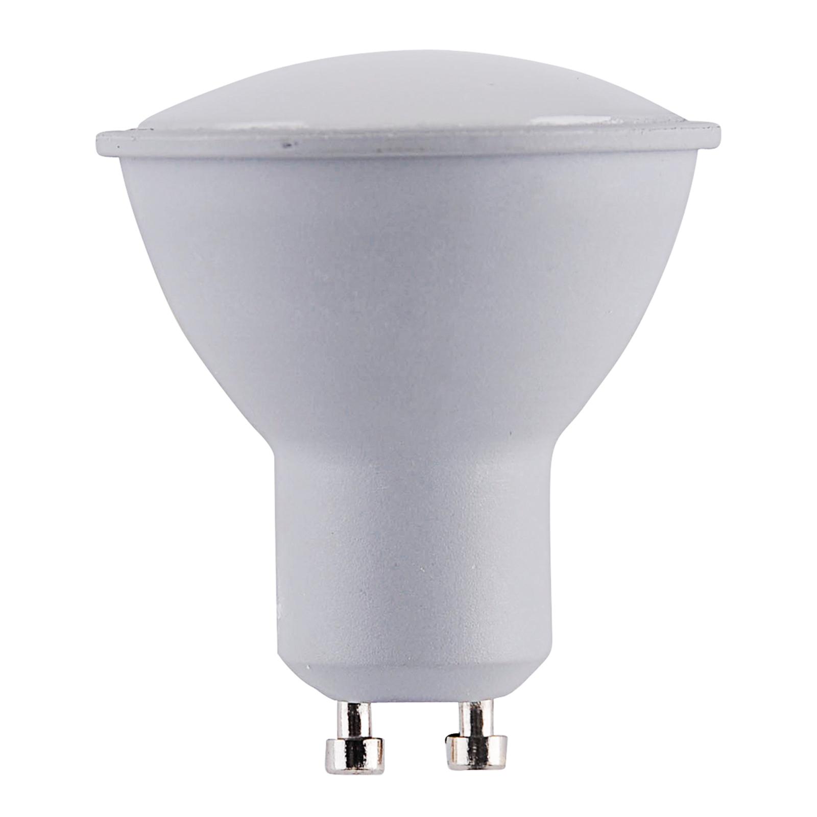 GU10 3W 830 LED żarówka refl. RGB 120°
