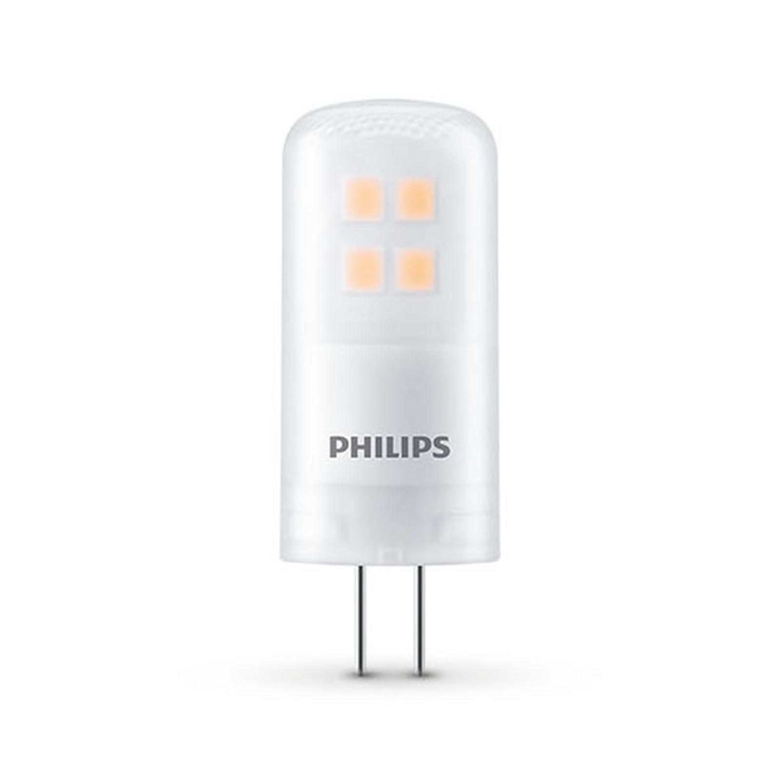 Philips żarówka sztyft LED G4 2,7W 2700K matowa