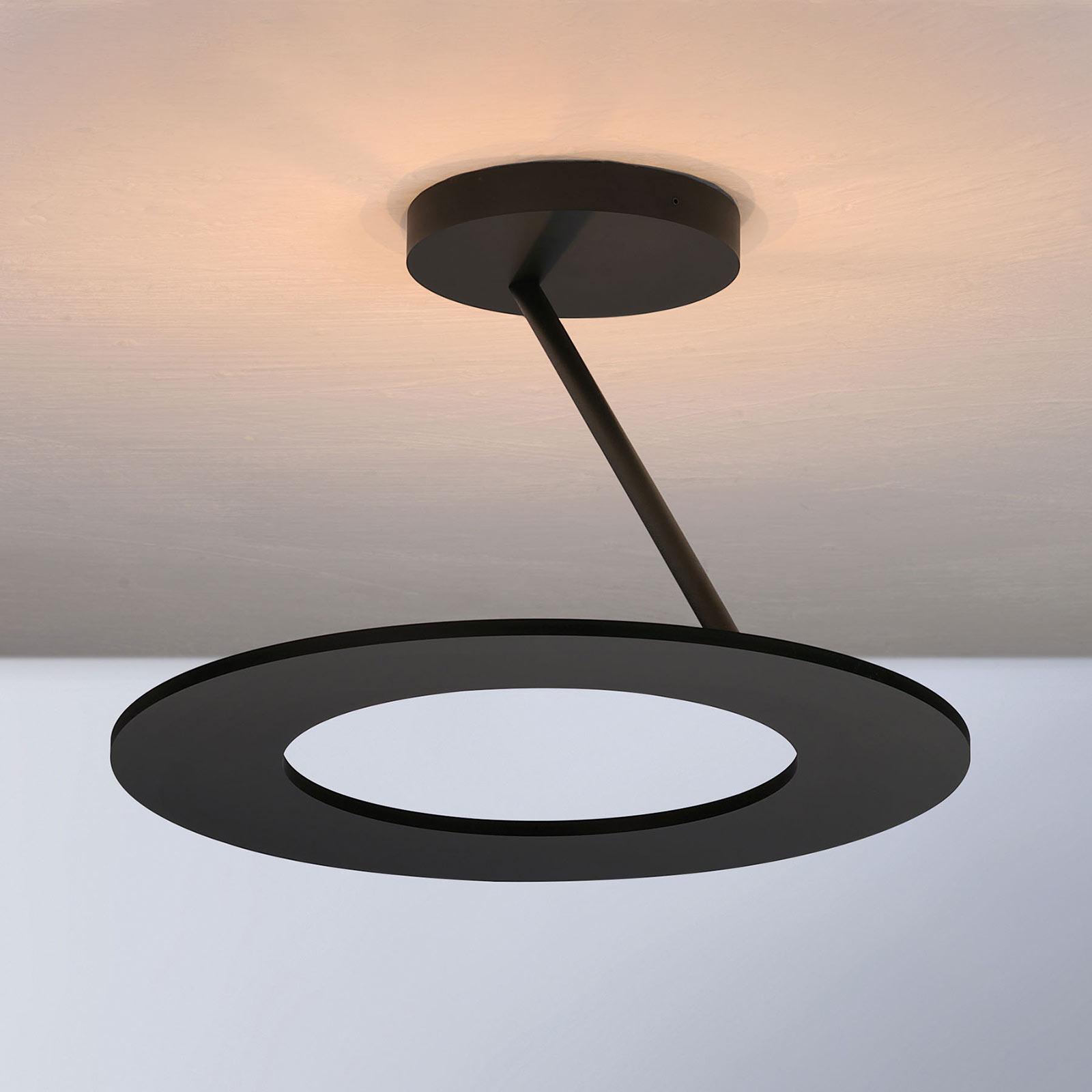 Bopp Stella lampa sufitowa Ø 30cm czarna