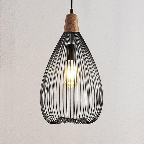 Lindby Daryan metalowa lampa