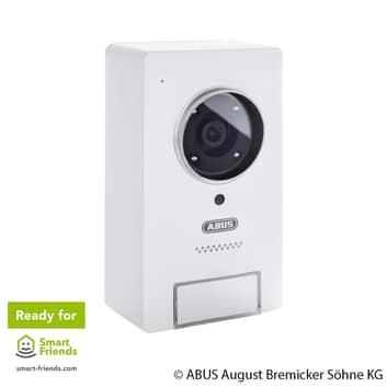 ABUS Smart Security WLAN Video-Türsprechanlage