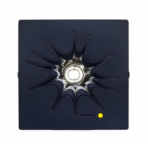 Little Sun Charge - aurinkok. LED-valo, USB-liit.