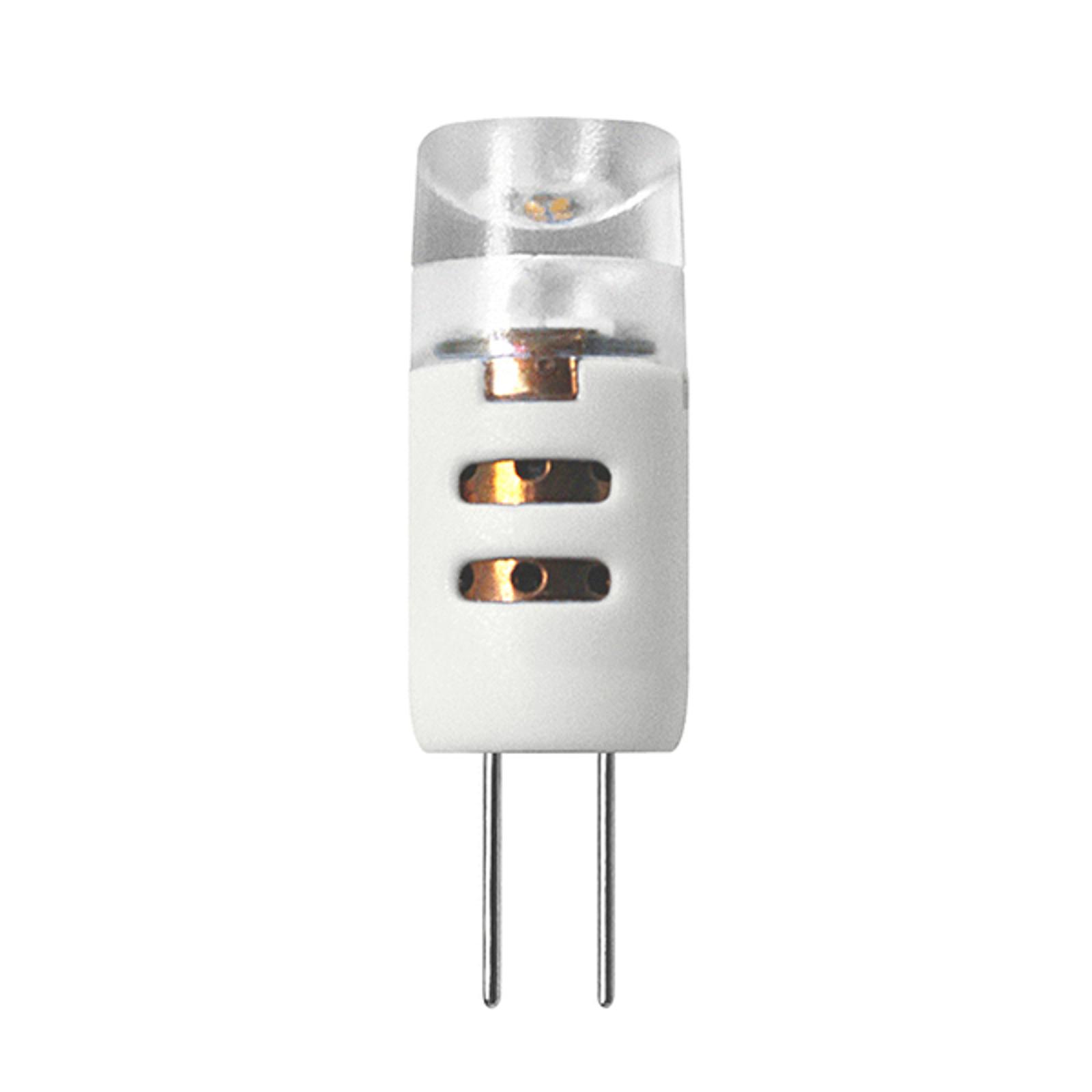 Żarówka ze sztyftem LED G4 1,2W 827 NV
