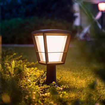 Philips Hue White+Color Econic LED-pollarivalaisin