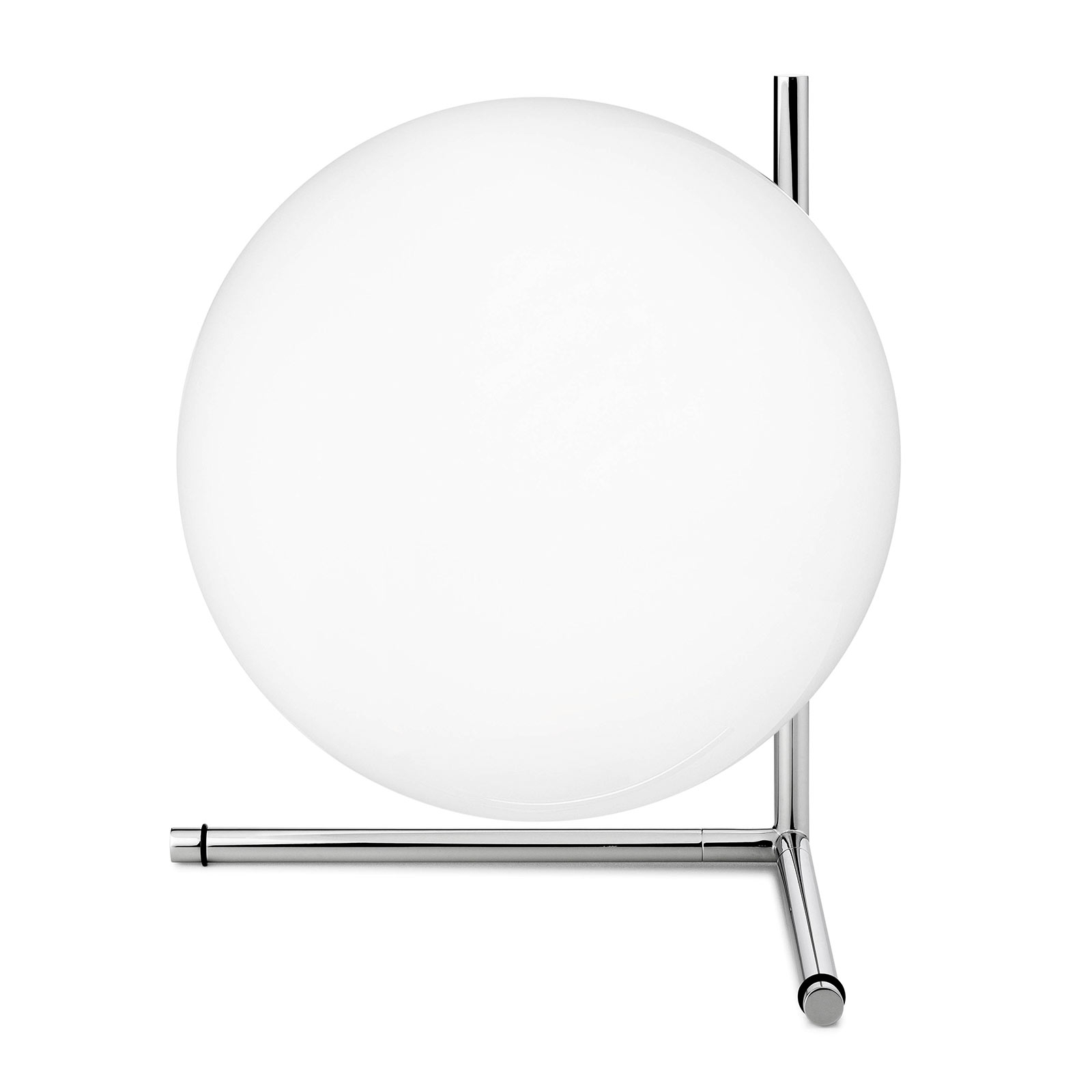 FLOS IC T2 tafellamp, chroom