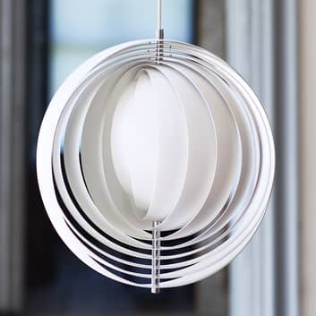 VERPAN Moon - suspension en lamelles d'aluminium