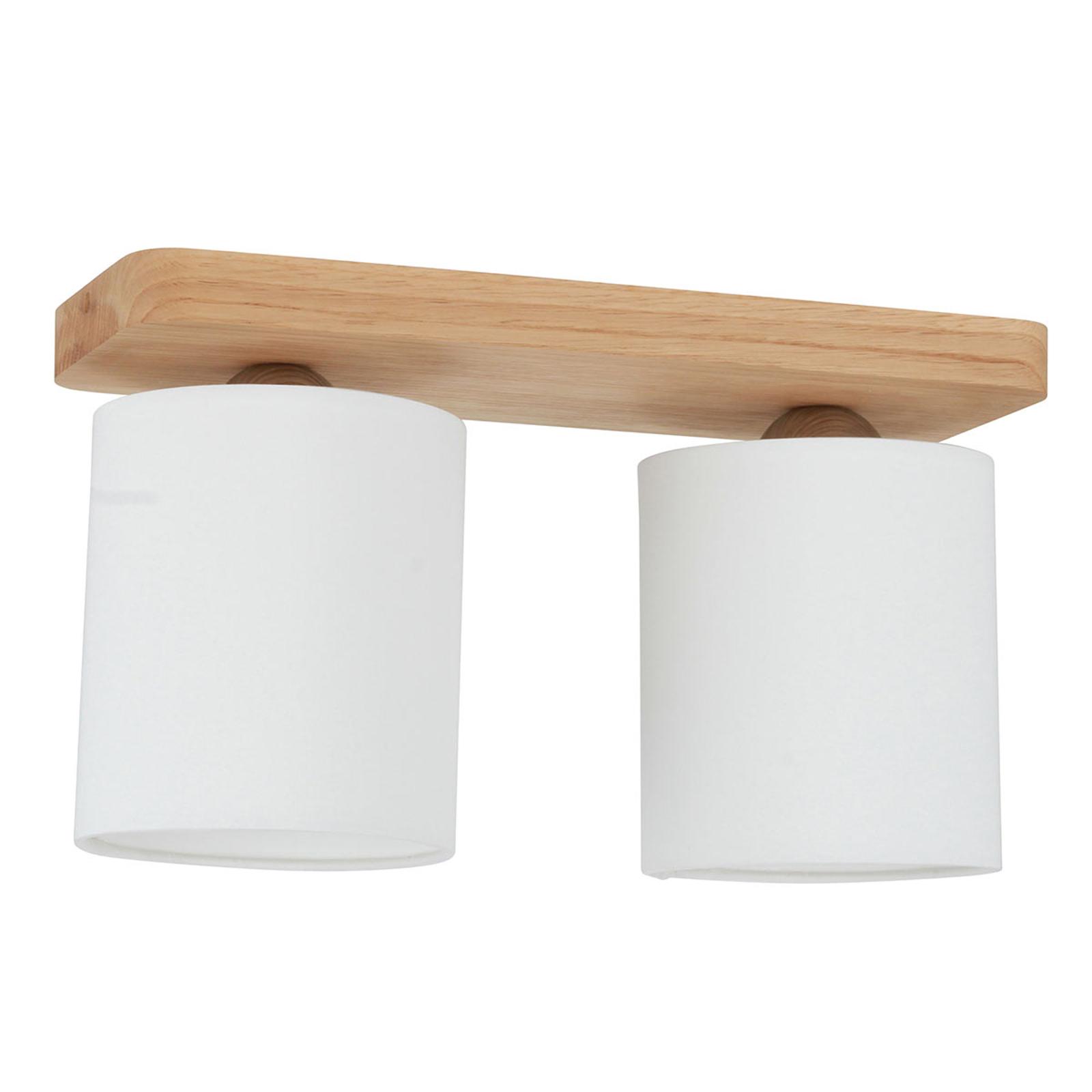 Taklampe Jenta 2 lyskilder