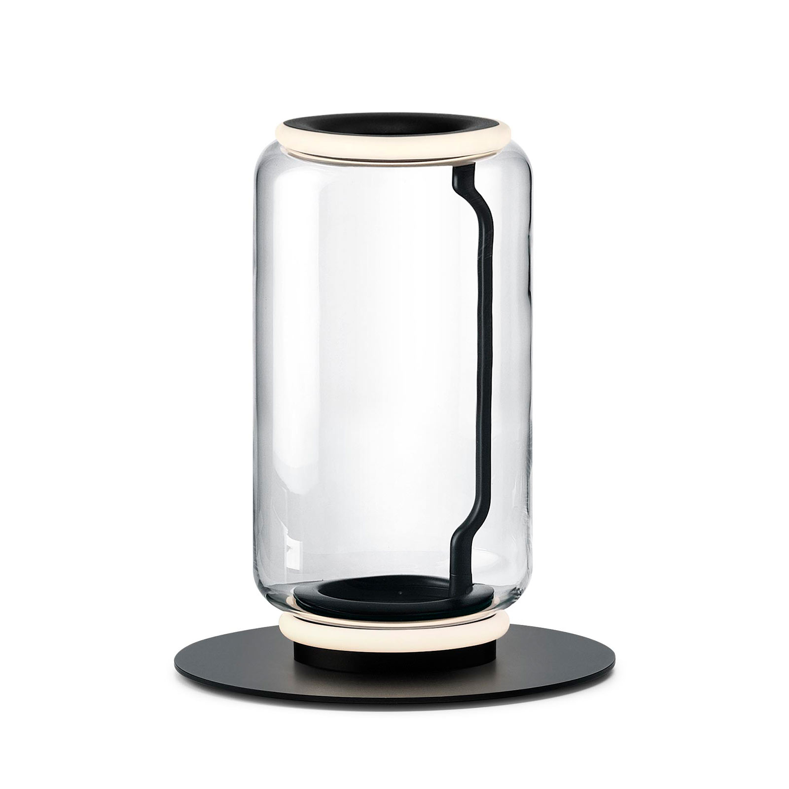 Acquista FLOS Noctambule Low Cylinder, small base