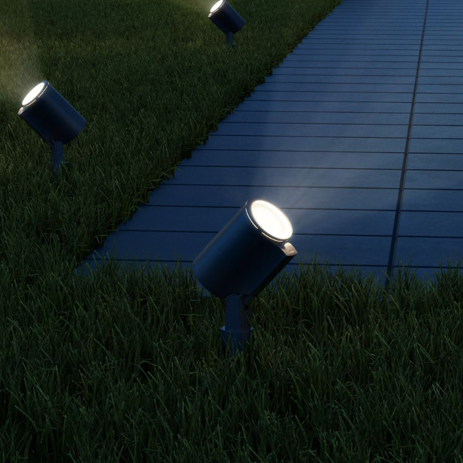 STEINEL Spot Garden Sensor Connect reflektor LED