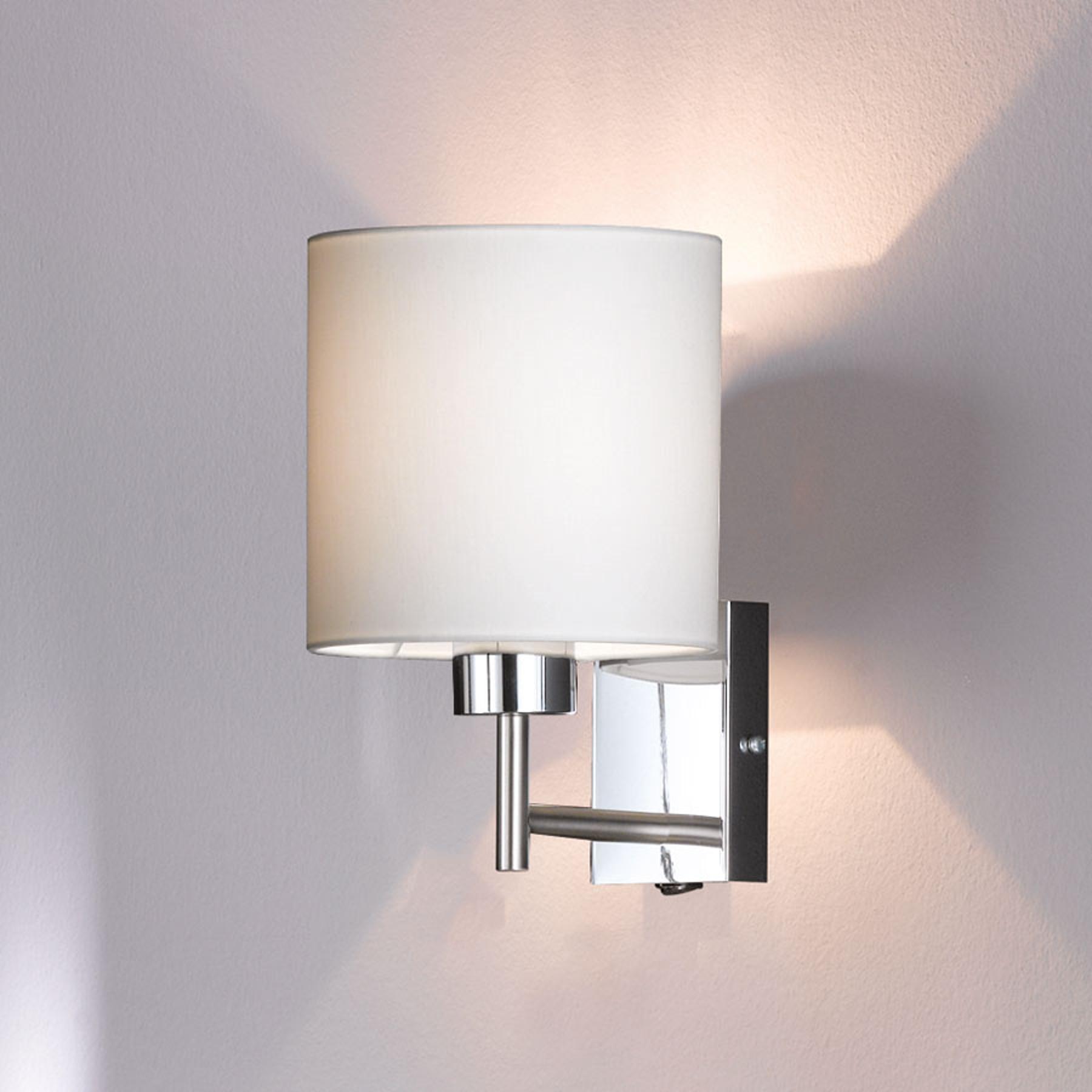 Discrete wandlamp Mainz