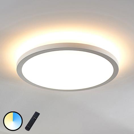 LED-Panel Brenda CCT fjernkontroll Ø 40cm