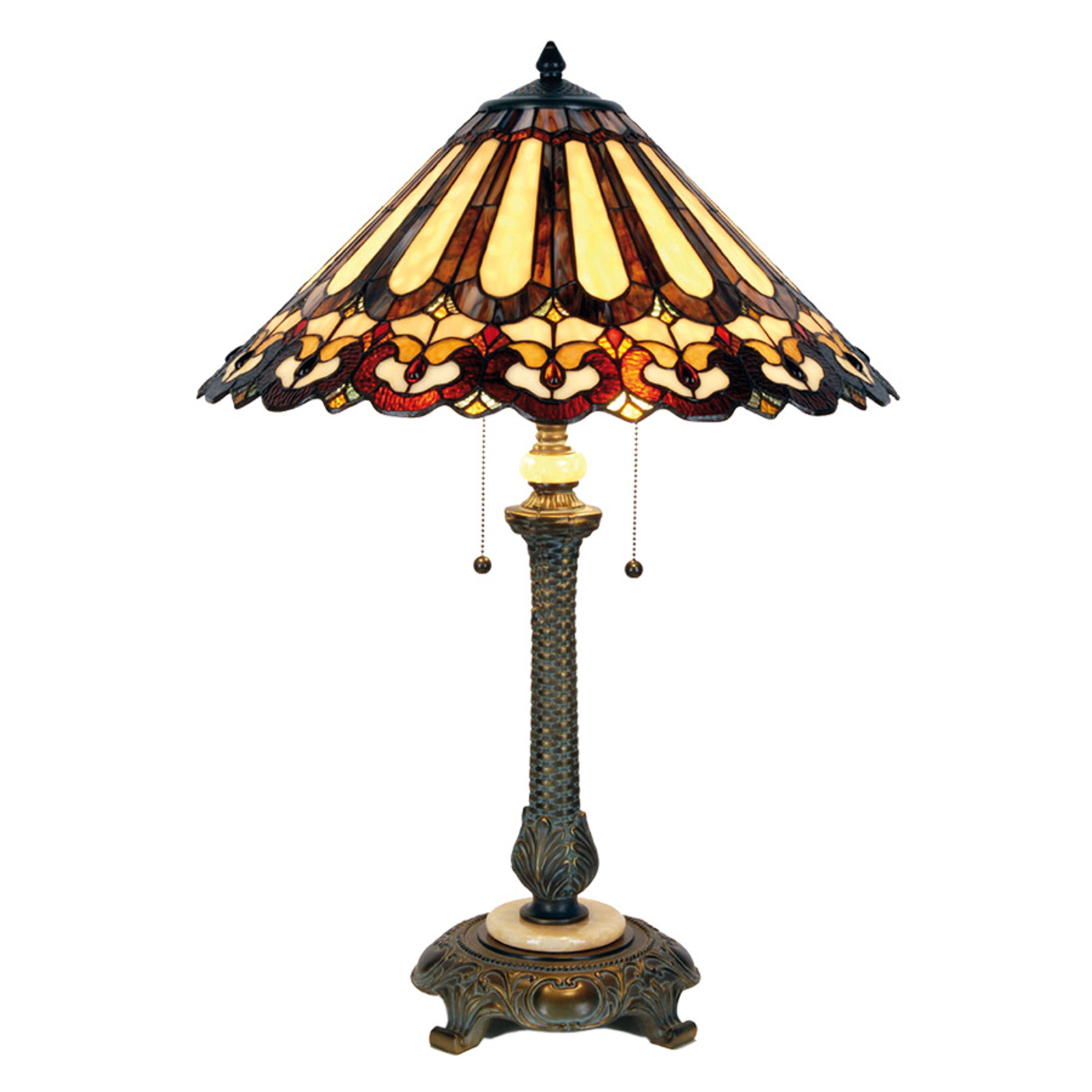 Table lamp Cecilia in the Tiffany style_6064232_1