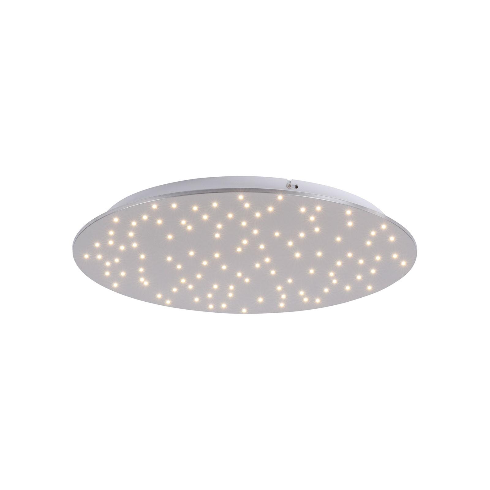 Lampa sufitowa LED Sparkle tunable white, Ø 48 cm