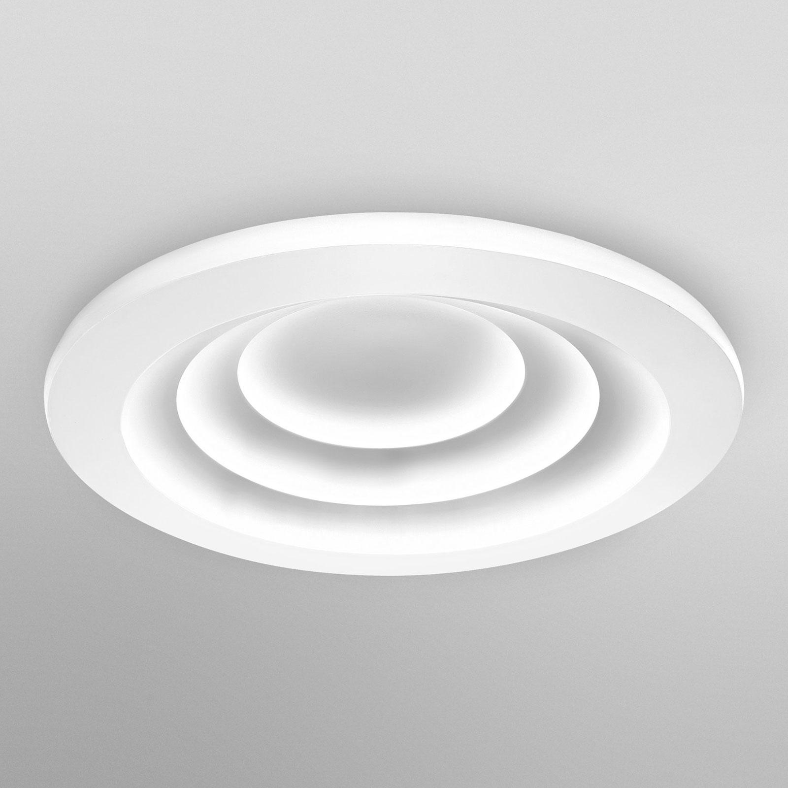 LEDVANCE SMART+ WiFi Orbis Spiral CCT 50cm weiß