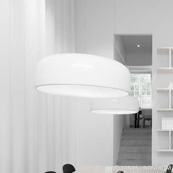 FLOS Smithfield LED-hänglampa, vit
