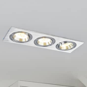 Aluminium-Druckguss LED-Einbauleuchte MINAR