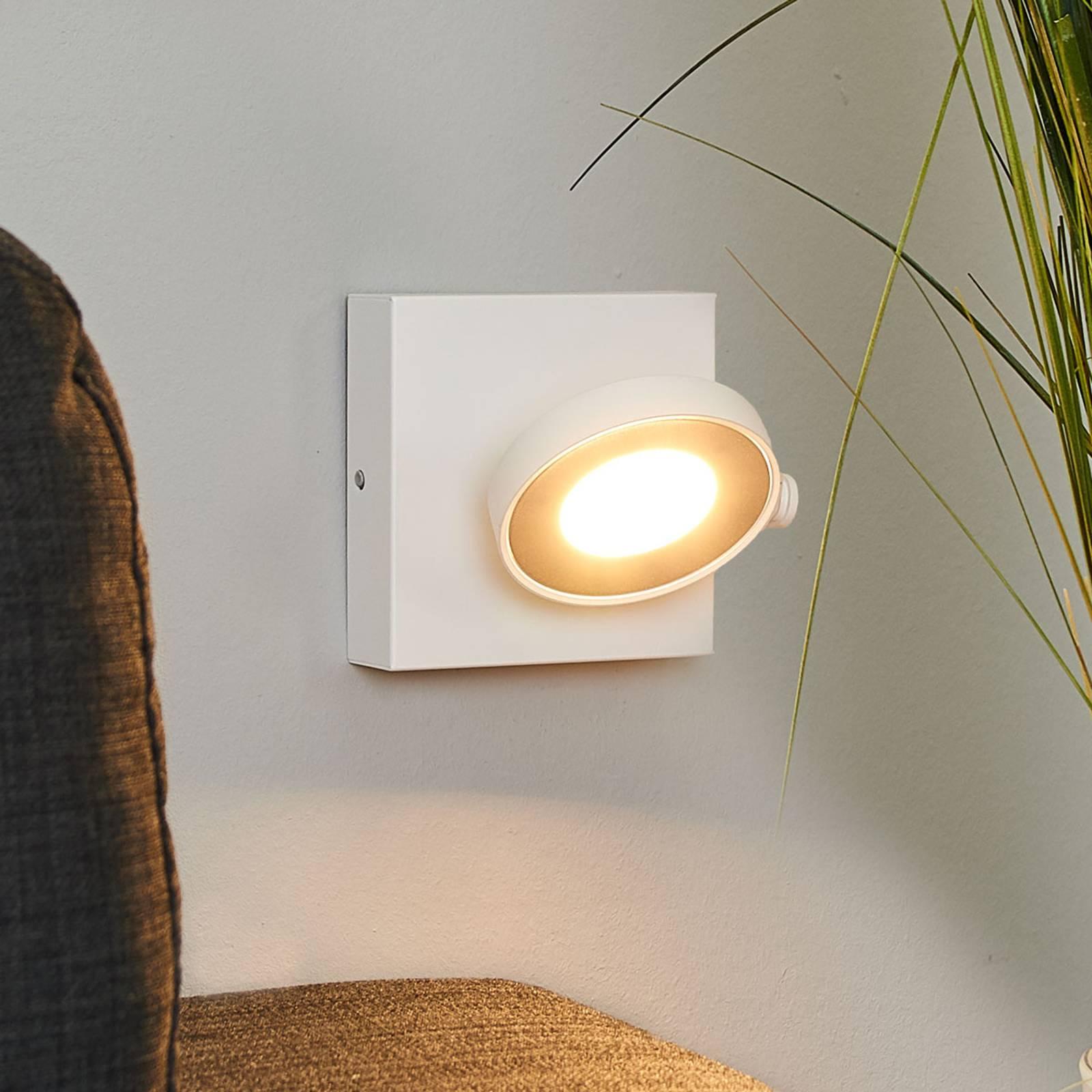 Heel moderne LED wandlamp Clockwork