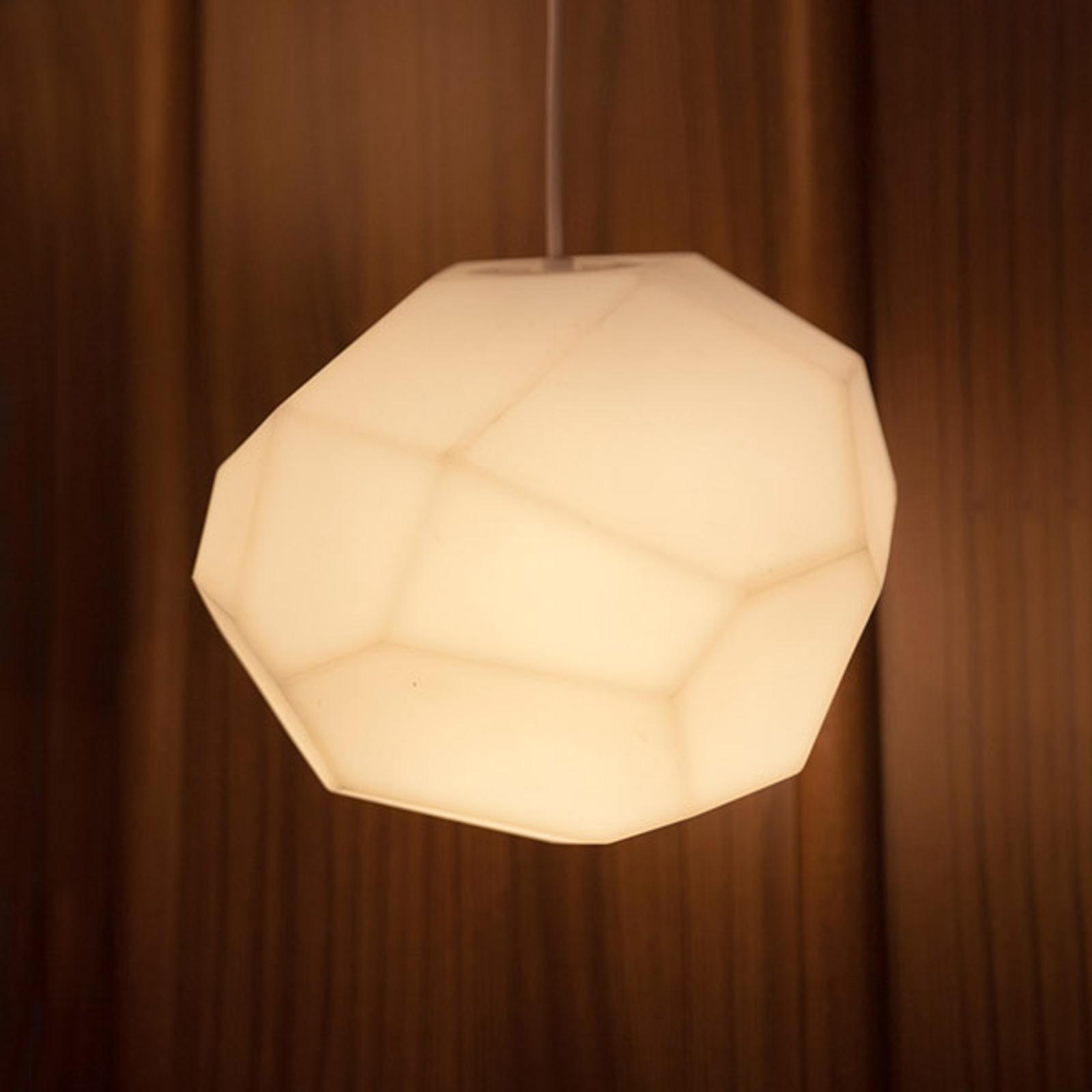 Innermost Asteroid - lampa wisząca z tworzywa