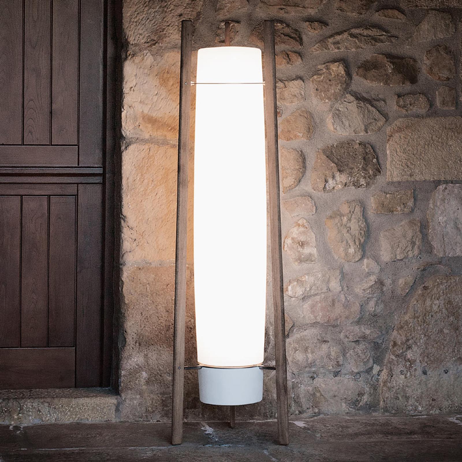 Bærbar LED-terrasselampe Inn Side