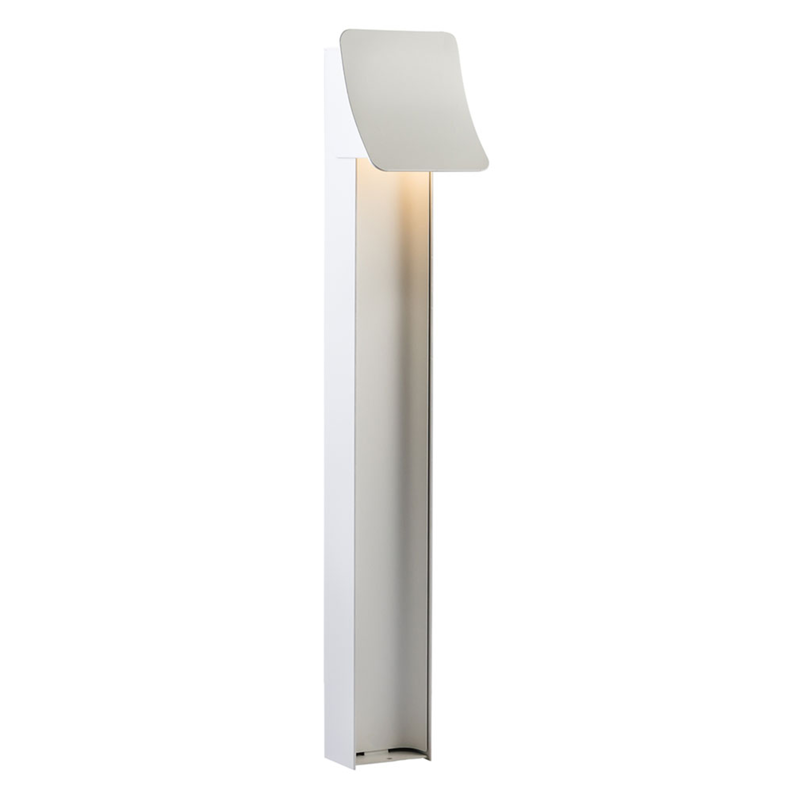 LED tuinpadverlichting Bend IP54 wit