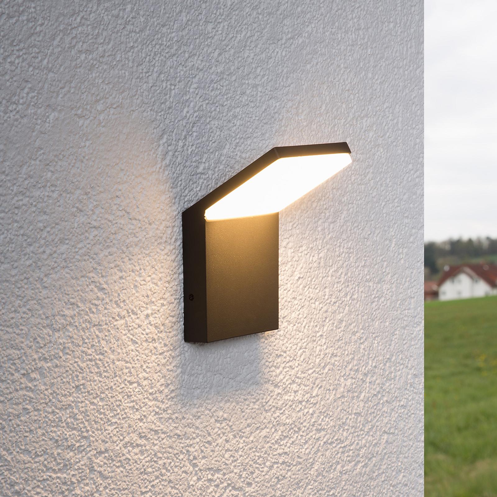 Waban - LED-udendørsvæglampe