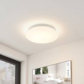 Arcchio Solomia LED-Deckenlampe, IP44, Glas, rund