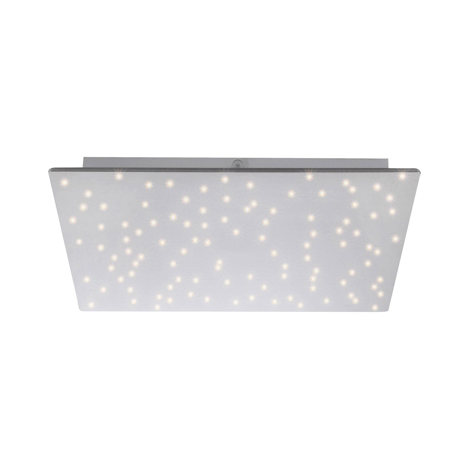 Sparkle LED-taklampe, tunable white, 45 x 45 cm