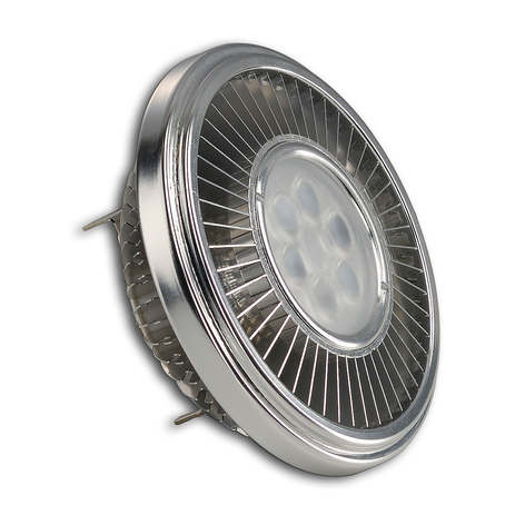 G53 15W AR111 POWERLED reflectorlamp