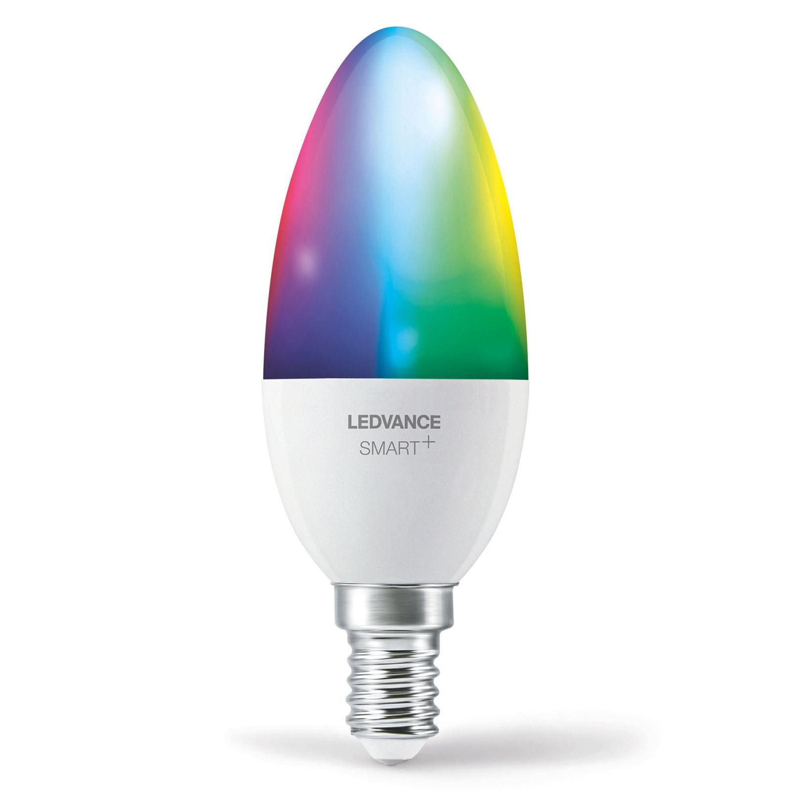 LEDVANCE SMART+ WiFi E14 5W świeca RGBW