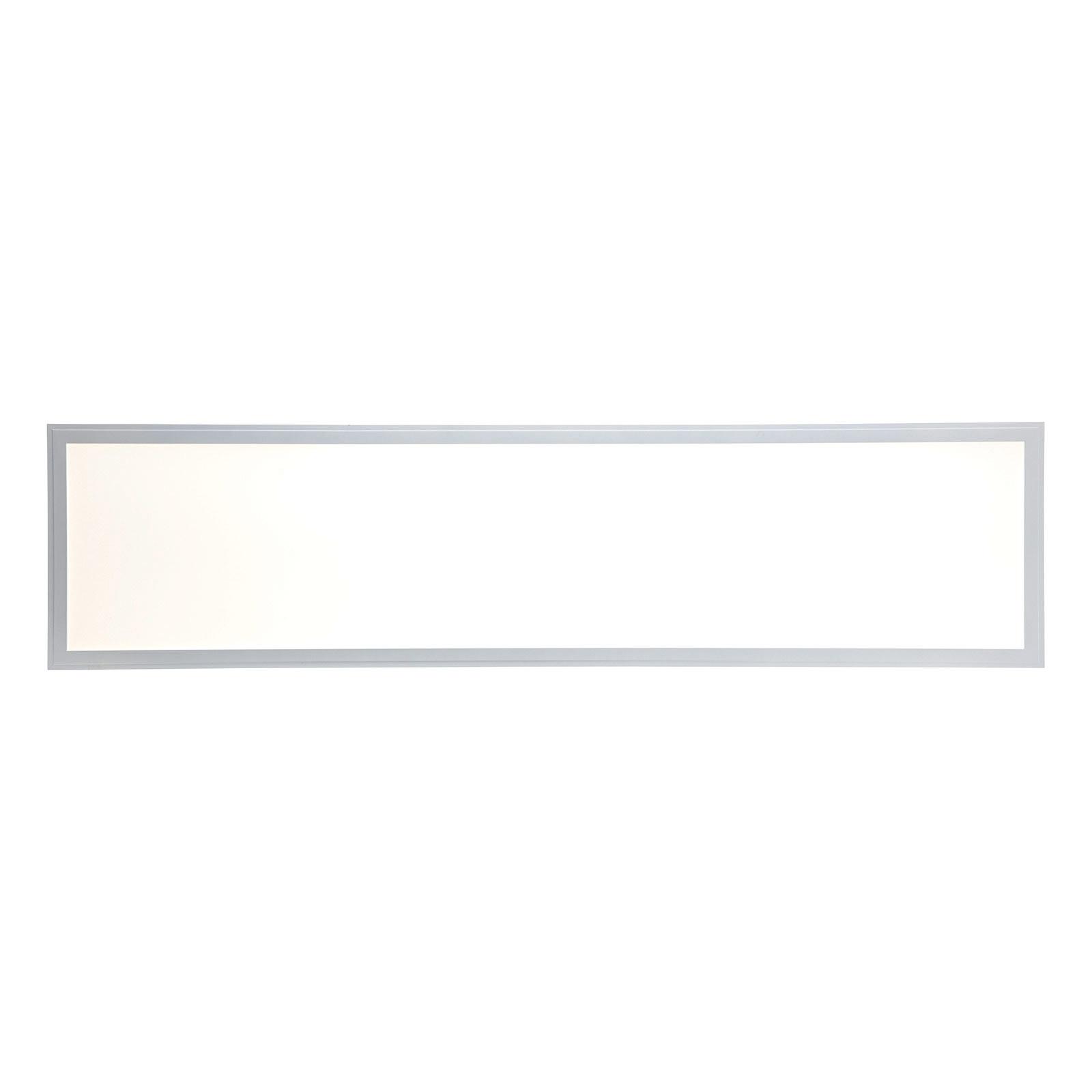 LED-taklampe Allie 119,5x29,5cm