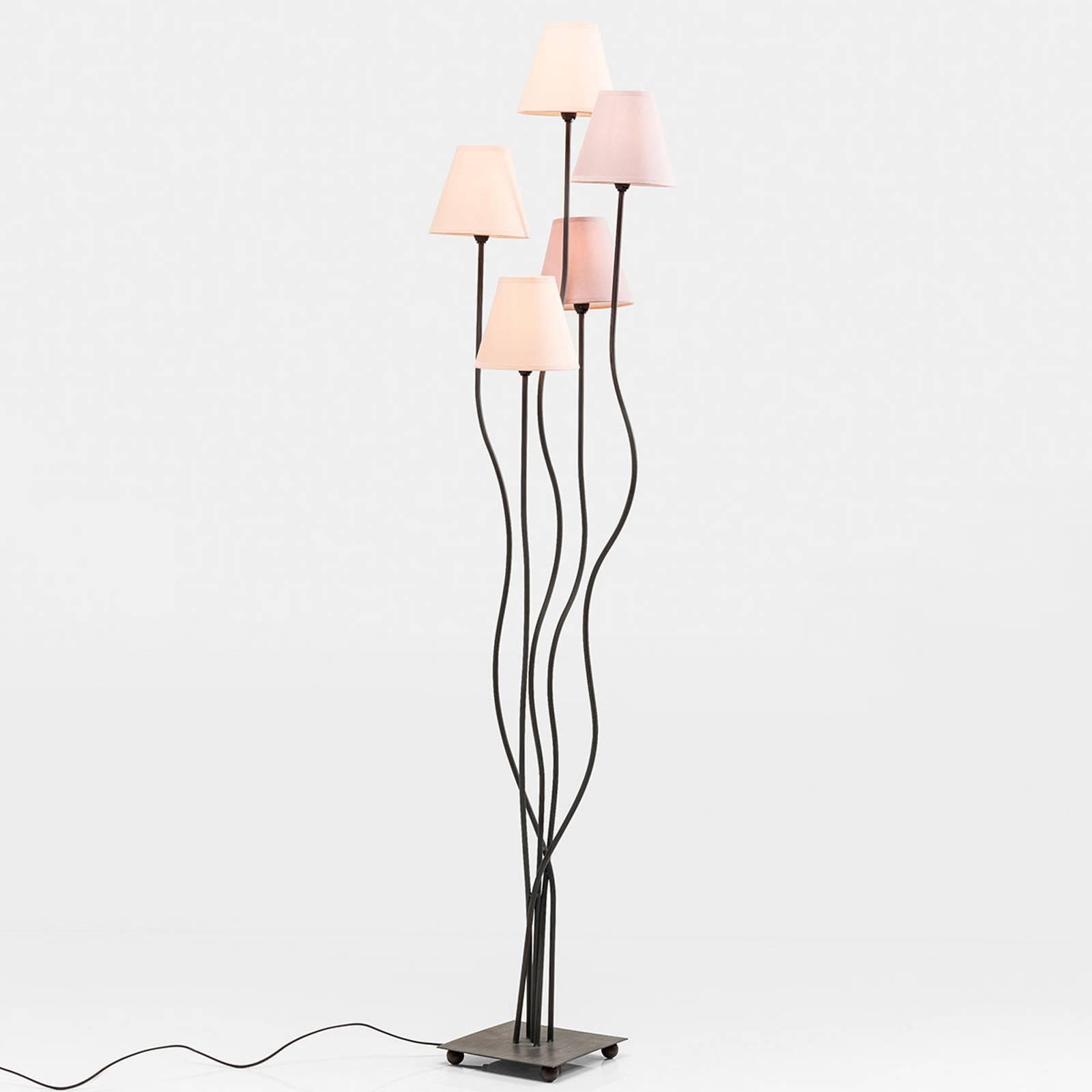 KARE Flexible Berry Cinque - vloerlamp, 5 lampjes