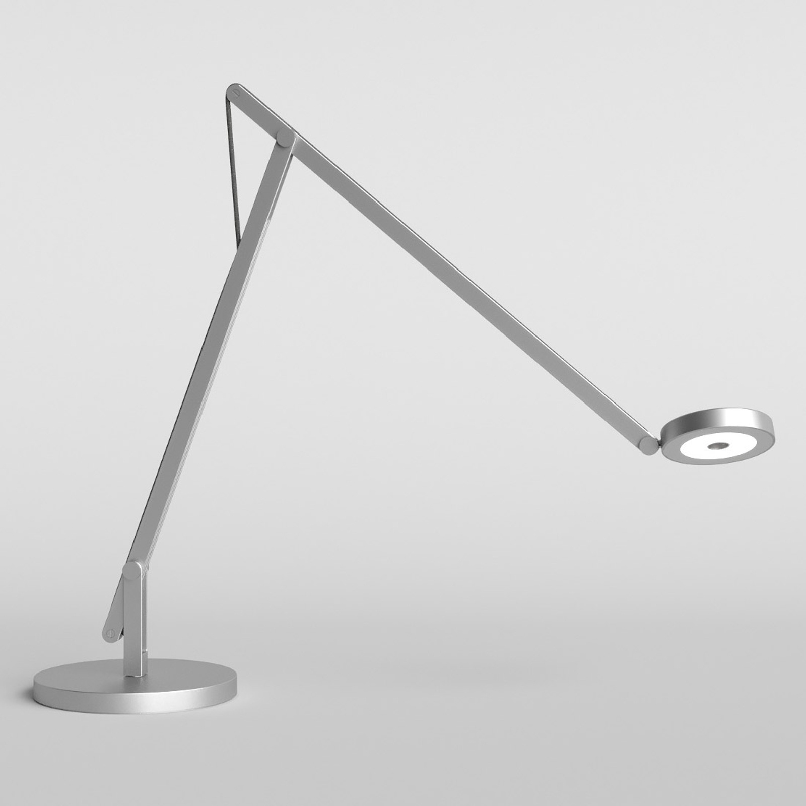 Rotaliana String T1 DTW LED-Tisch silber, silber