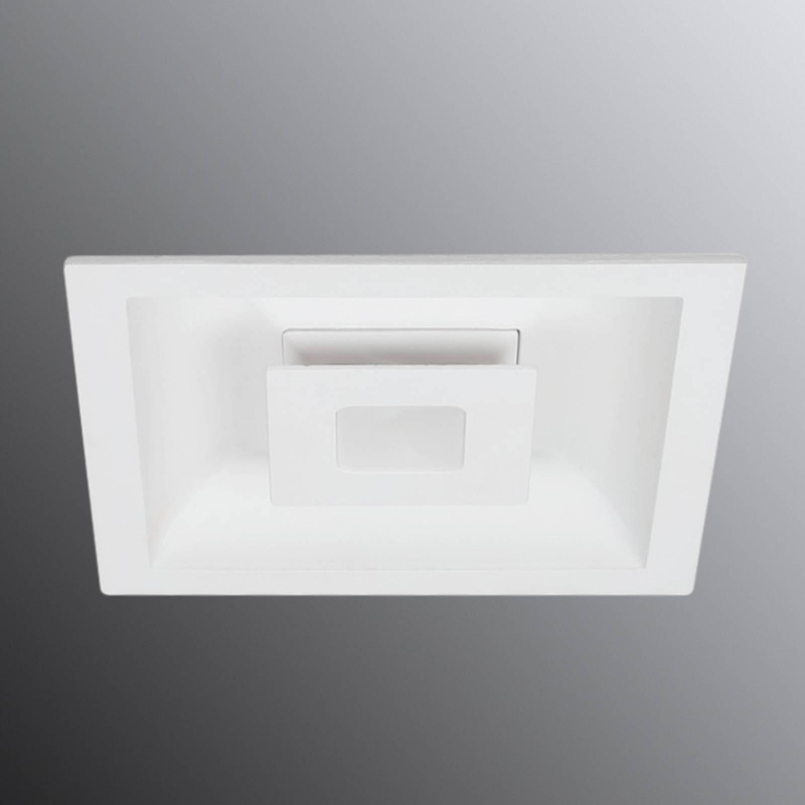 Lampa sufitowa wpuszczana LED Eclipse, 2 LED