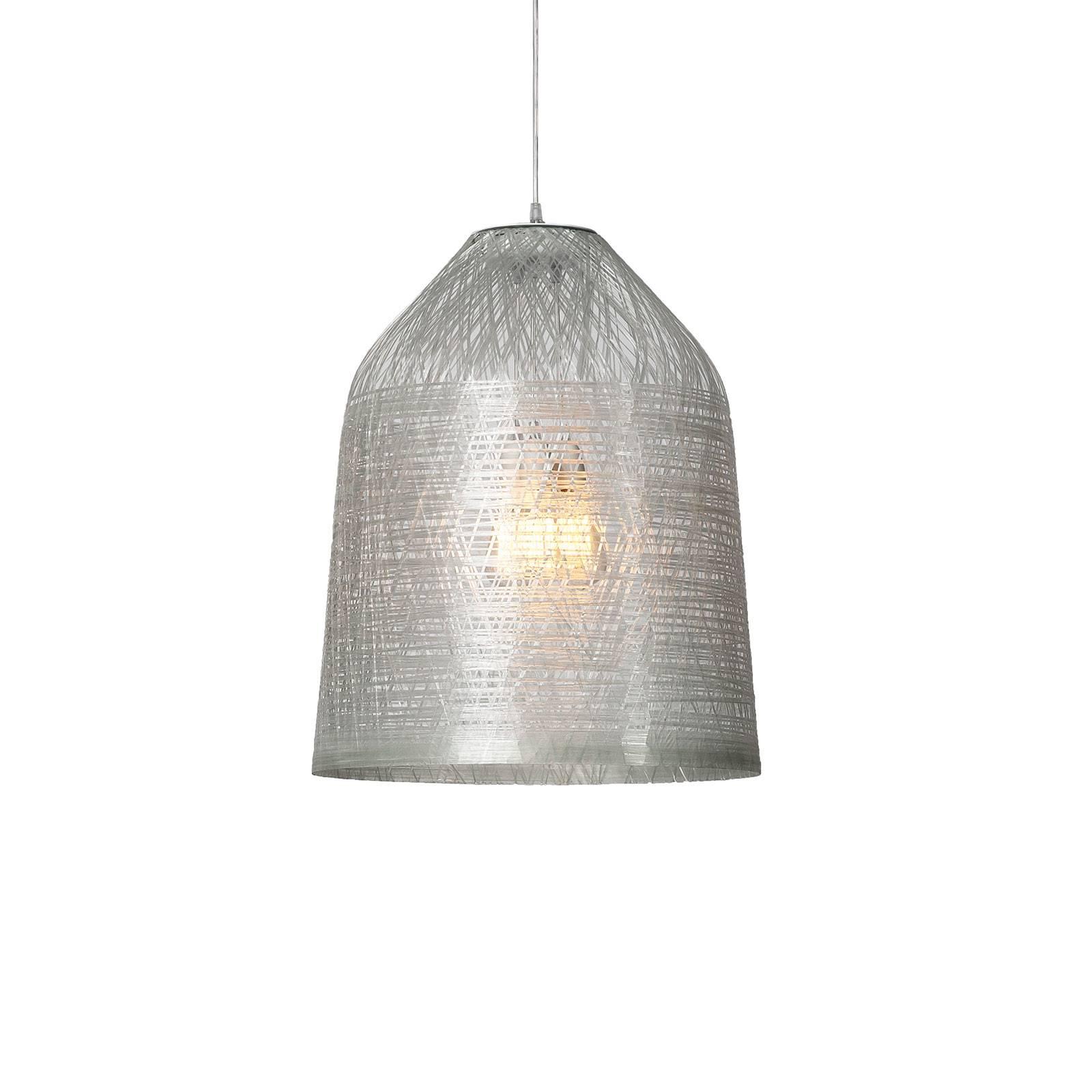 Karman Black Out lampa wisząca zewnętrzna, Ø 35 cm