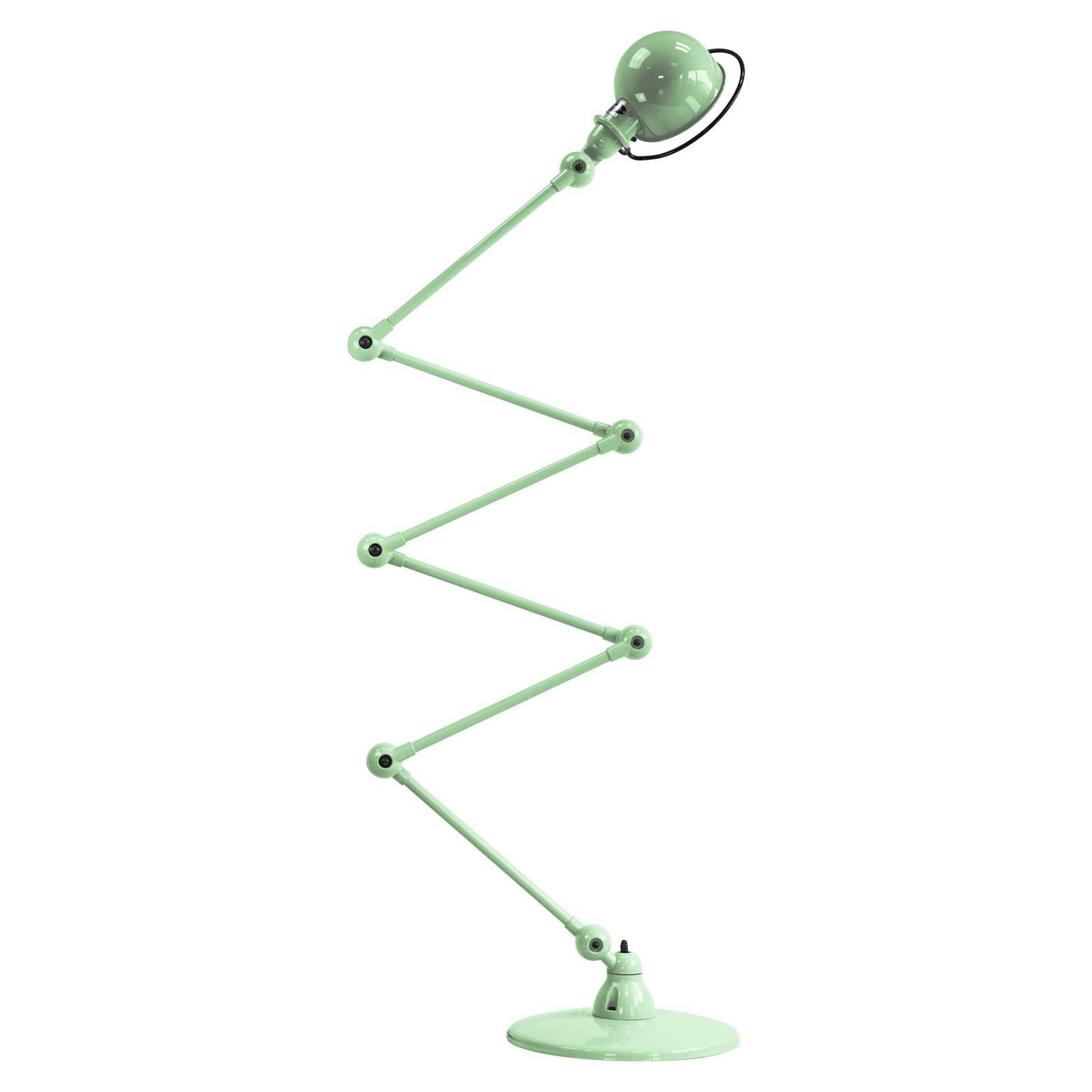 Jieldé Loft D9406 lampadaire 6x40cm, vert menthe
