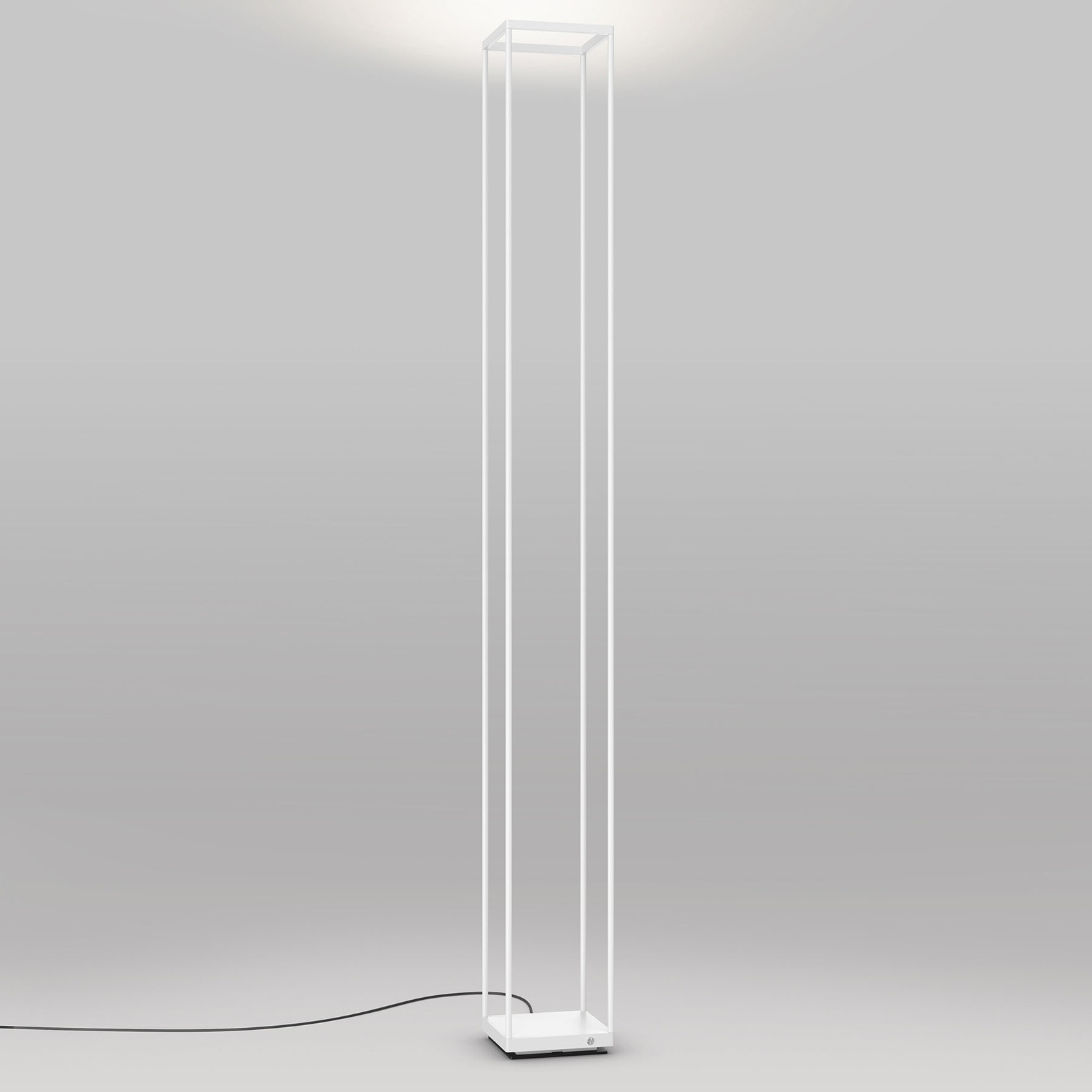 serien.lighting Reflex² S LED-Stehleuchte weiß