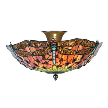Natuurlijk gevormde plafondlamp Fairytale