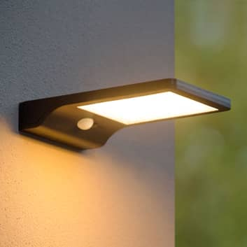 Aplique de exterior LED solar Basic con sensor