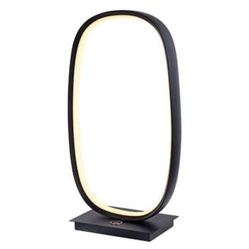 Lampa stołowa LED Indy, wysokość 42 cm