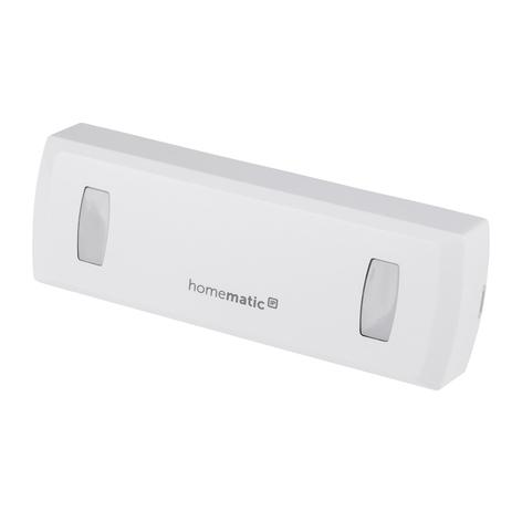 Homematic IP gennemgangssensor, retningsbestemt