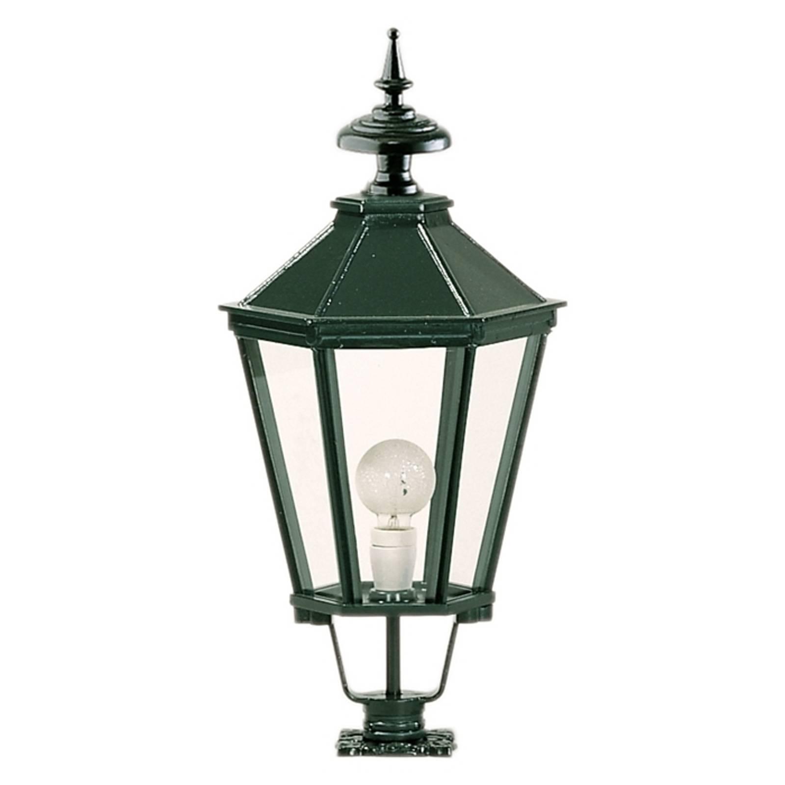 Luminaire pour socle K7a vert
