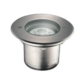 WIBRE LED-Einbaulampe IP67 rund +-15° 4500K 5W 30°