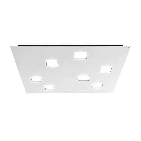 Plafoniera LED Quarter bianca a forte intensità