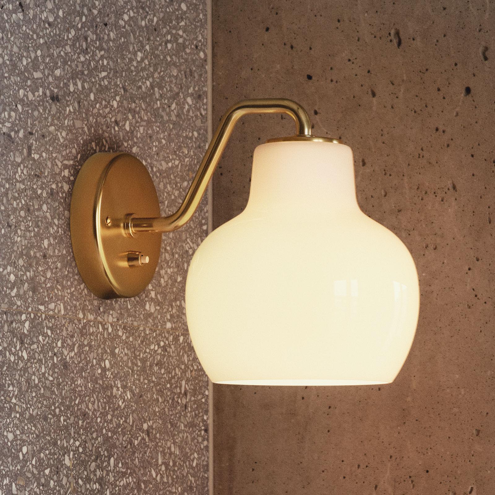 Louis Poulsen wandlamp VL ring Crown