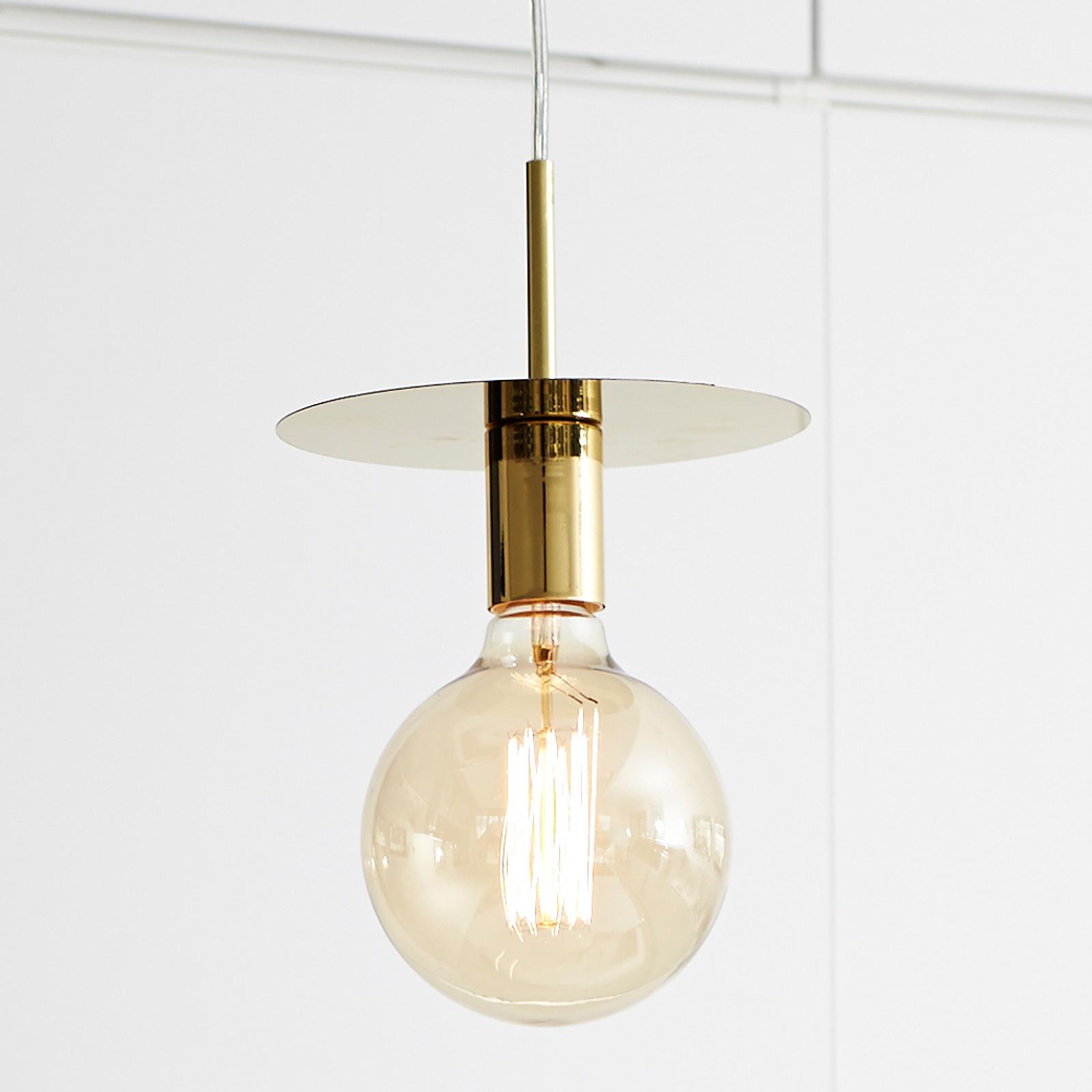 Originale lampada a sospensione Disc