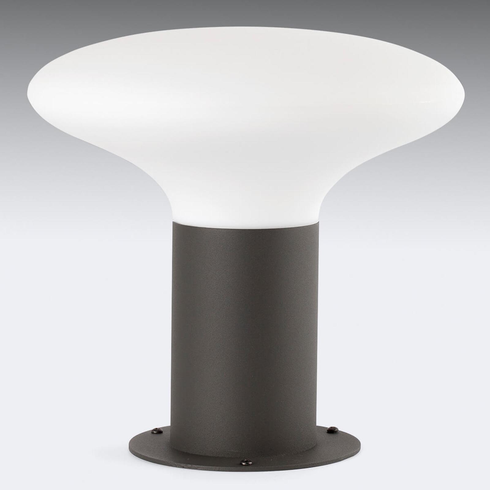 LED-Sockelleuchte Blub's, 24 cm
