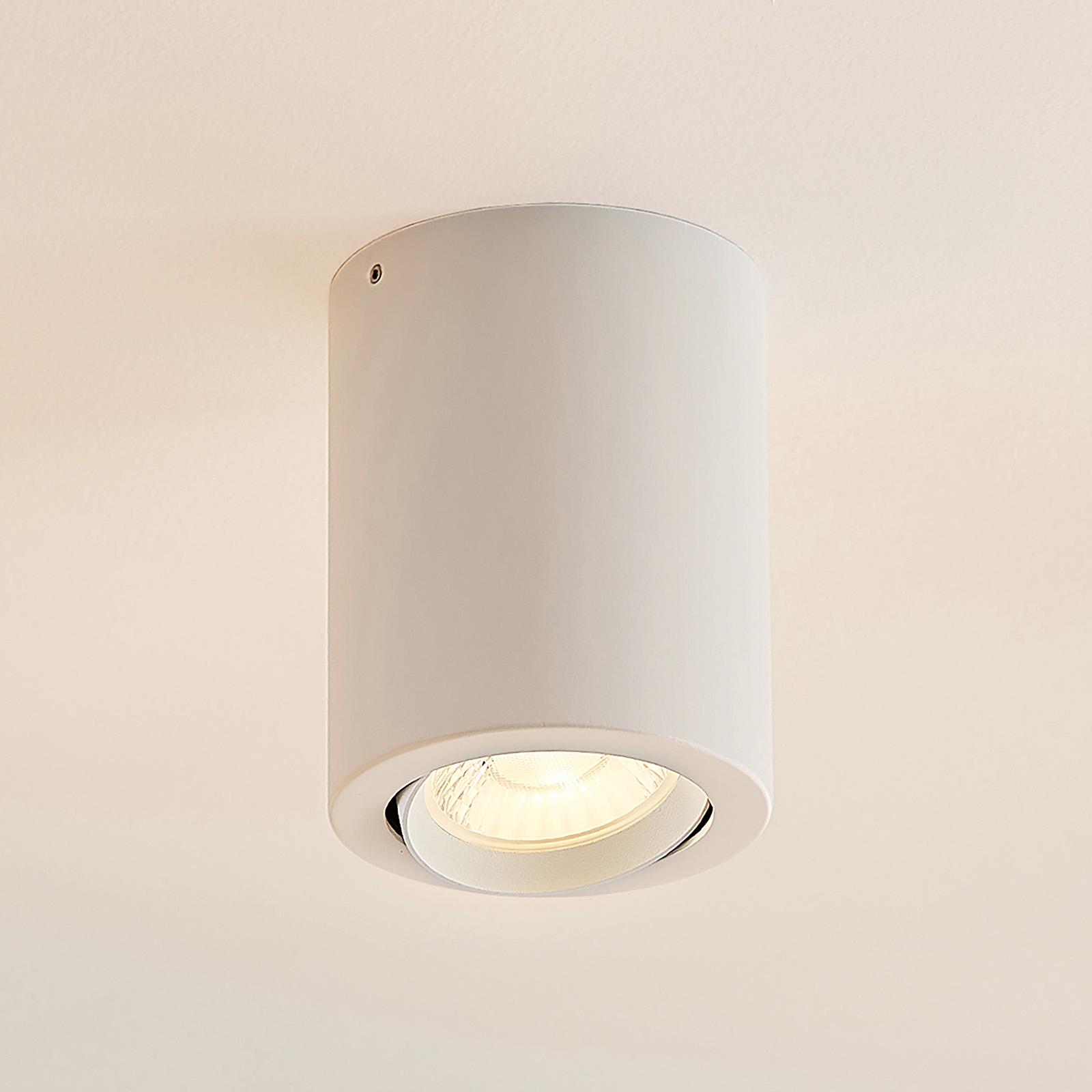 Arcchio Bircan LED-Downlight aus Aluminium, 4,8W